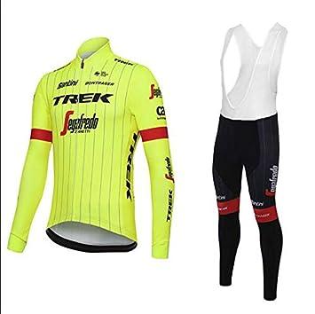 Mininess Camisetas de Ciclismo Manga Larga Exterior Unisex ...