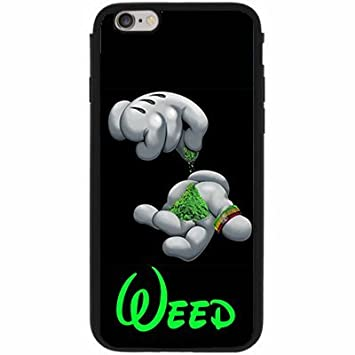 weed coque iphone 6