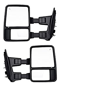 41cZa%2BuPnuL._SY300_ amazon com dedc ford towing mirrors f250 ford tow mirrors f350  at aneh.co