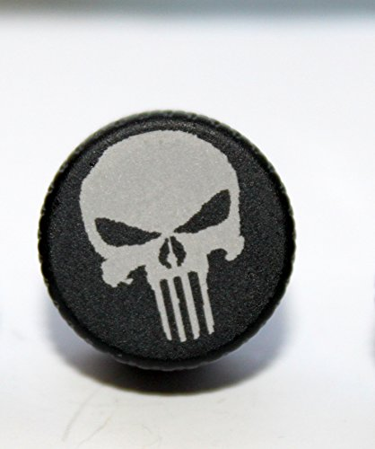 Punisher Logo Harley Seat Bolt ()