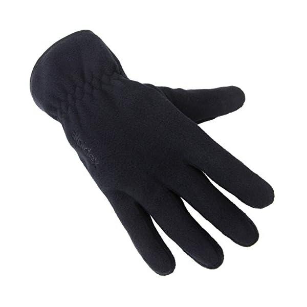 ALPIDEX Guantes de Lana con Thinsulate Guantes de Dedo con función de Tacto Unisex de Relleno Thinsulate 8