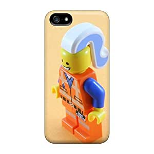 Iphone 5/5s VVH9439tLTb Provide Private Custom Nice The Lego Movie Pictures Best Hard Phone Covers -MansourMurray