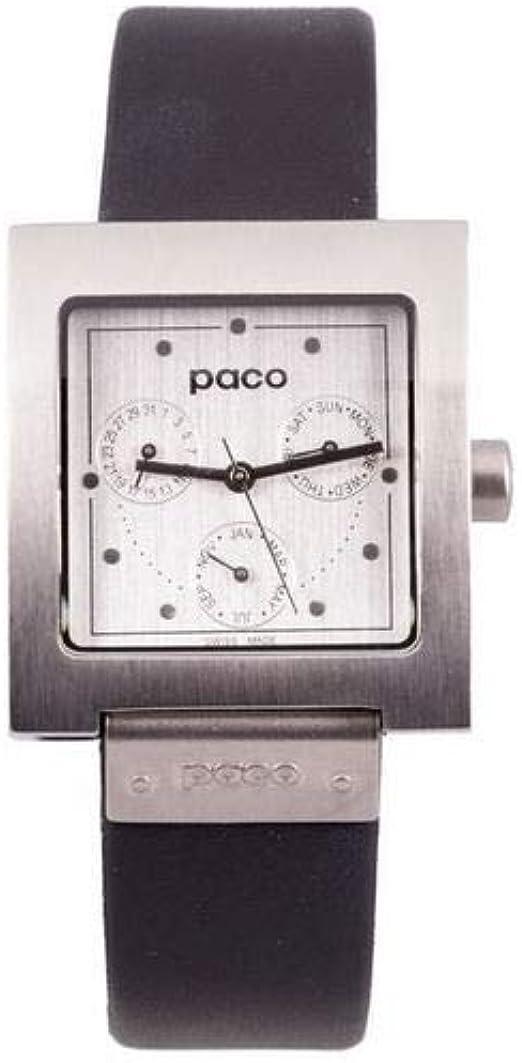 Reloj Hombre Paco Rabanne 81105 (33 mm): Amazon.es: Relojes