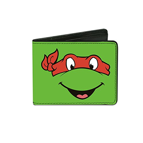 ninja turtle bifold wallet - 7