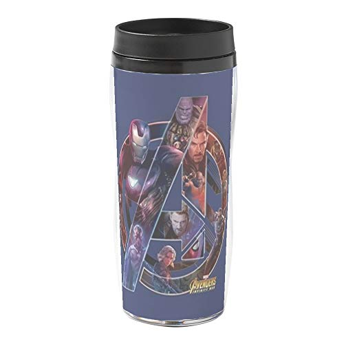 CafePress Avengers Infinity War Symbol 16 oz Travel Mug -