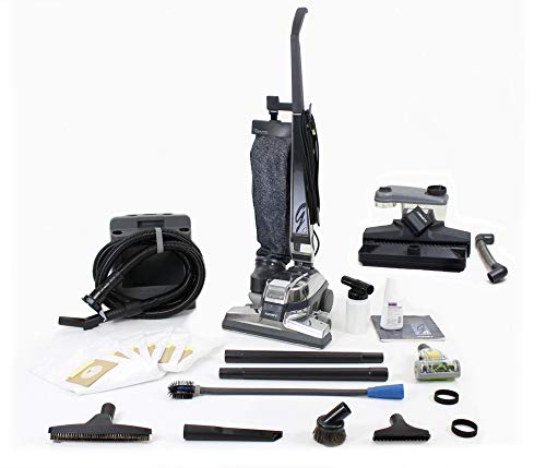 GV Reconditioned Kirby G4 Vacuum loaded with new tools, shampooer, turbo brush, bags & 5 Year ()
