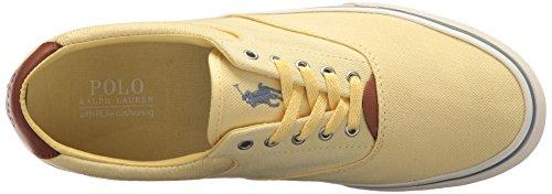 Polo Ralph Lauren Heren Thorton Ii Sneaker Bananenschil
