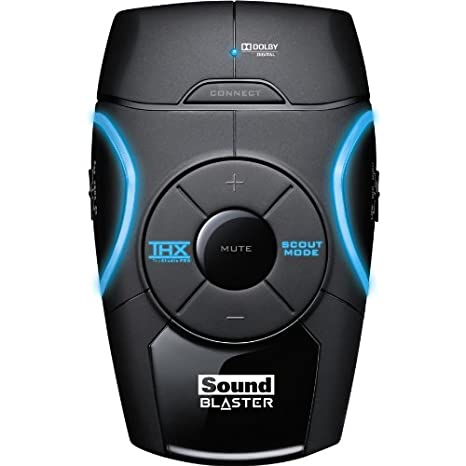 Creative Sound Blaster Recon3D - Tarjeta de Sonido Externa (USB ...