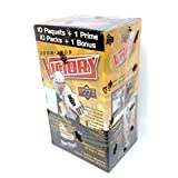 2008-09 Upper Deck Victory Hockey NHL Value Box - 1 Over Sized Card in Each Box! (11 Pack Box)