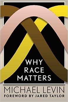 Amazon.com: Why Race Matters (9780983891031): Michael