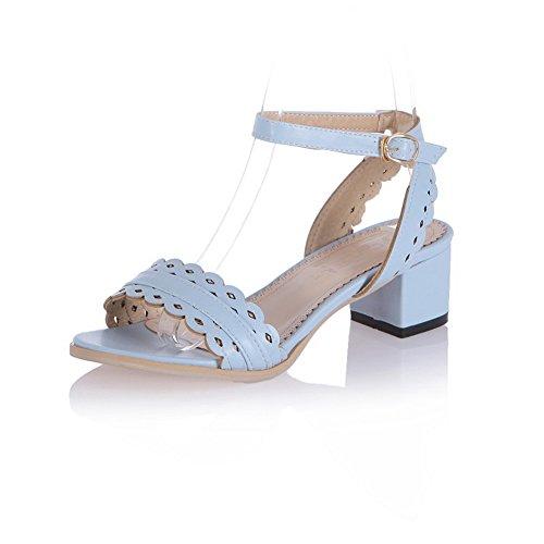 Bleu Bleu Femme 5 ASL05503 BalaMasa 36 Bout Ouvert 7ZPAHPW6q