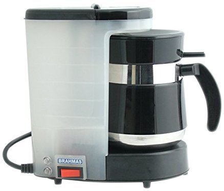 Brahmas Coffee Maker with FREE 2 STAINLESS STEEL TUMBLER… …