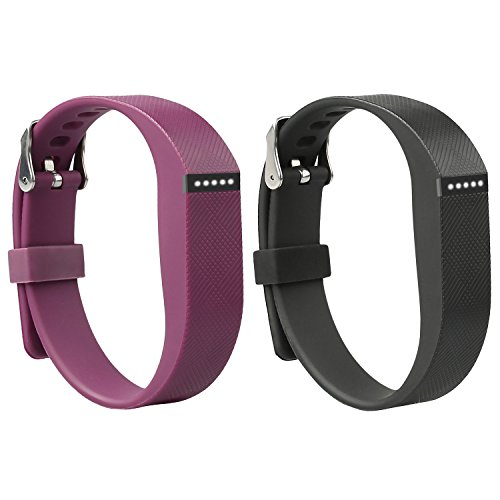 Doestyle Replacement Silicone Adjustable Wristbands product image