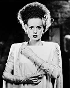 ELSA LANCHESTER MARY WOLLSTONECRAFT SHELLEY/THE MONSTER'S MATE BRIDE OF FRANKENSTEIN 8X10 PHOTO