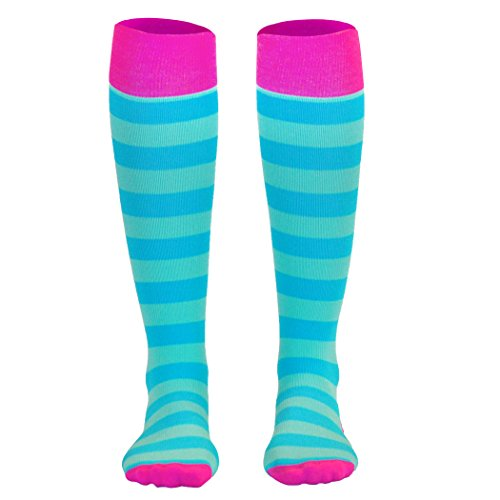 Gone For a Run Performance Compression Knee Socks | Run for Wine | Medium (Wine And Running compare prices)