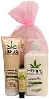 product image for Hempz SENSITIVE SKIN BATH & BODY GIFT SET - 3 pc.