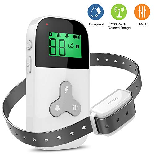 VINSIC Dog Training Collar Rechargeable product image