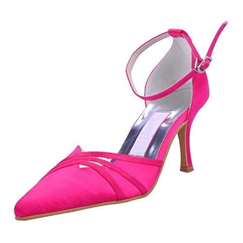 Kevin Fashion - Zapatos de boda fashion mujer morado