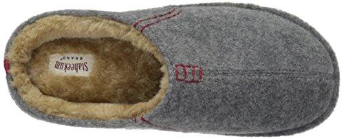 Staheekum Men's Comfort Slipper, Timber Grey, 9 M US by Staheekum (Image #8)