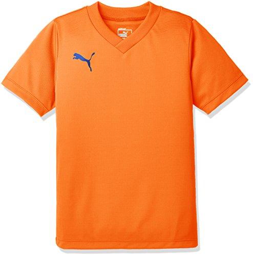 掃く接続された社会科(プーマ) PUMA サッカー ワンポイント 半袖ゲームシャツ 903293 [ジュニア]
