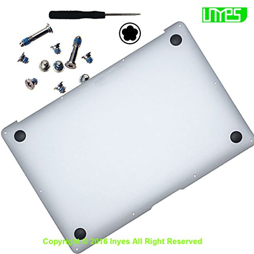Bottom Base Cover - New Aluminum Bottom Case for Apple Macbook Air 13