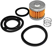 Carkio 8M0046752 Water Separating Fuel Filter Replacement for MerCruiser Stern Drive and Inboard Engines