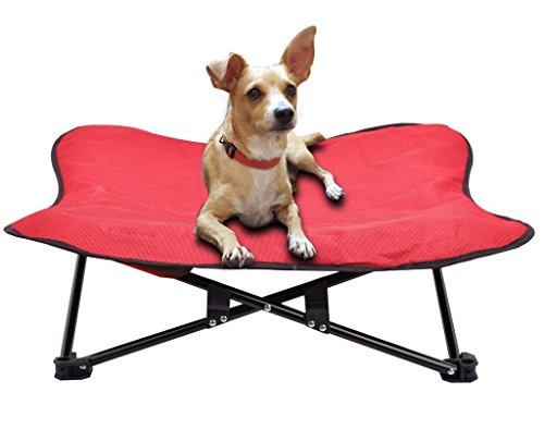 Portable Elevated Dogs Travel PUPTECK
