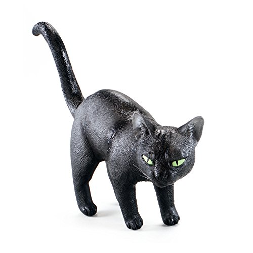 Bristol Novelty AK038 Black Cat Rubber Prop -