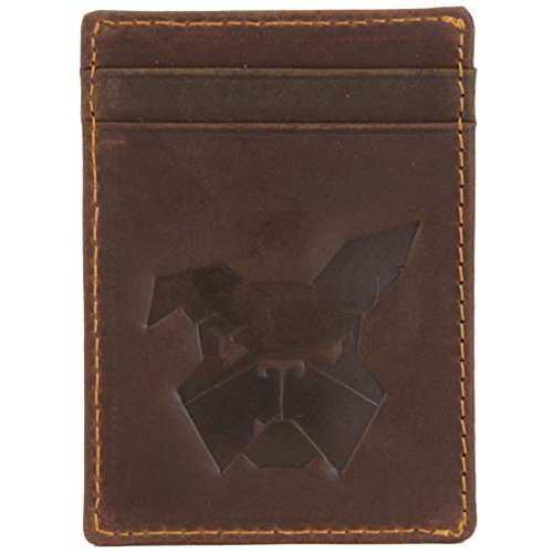 damndog-leather-cash-clip-mens-money-clip-wallet-brown