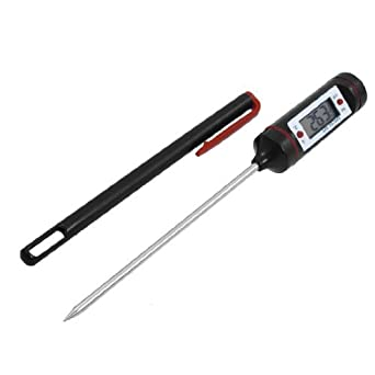 DealMux ponta da agulha que Termômetro Digital HT1 -50C a + Grau Celsius 300C