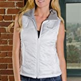 Venture Heated Clothing Women's Nylon Vest is designed for women riders, it is a fusion of style and warmth. Whether you ride the motorcycle yourself or are tagging behind as a passenger, this vest protects you from the cold as it keeps you looking good and stylish.