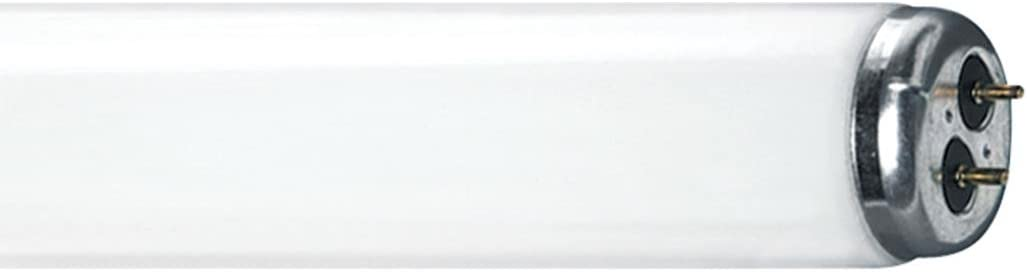 Satco S6874 Transitional Light Bulb in White Finish Color 17.78 inches