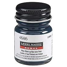 Testors Model Master Acrylic Gloss Dark Sea Blue FS15042 by Testor