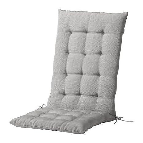 Cuscini Per Sdraio Ikea.Ikea Ciao Di Seduta Cuscino Per La Schiena Outdoor Grigio 116