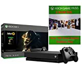 2019 Newest Xbox One X True 4K HDR Gaming 1TB / 2TB Console with Wireless Controller, Fallout 76 Game and 3 Month Game...