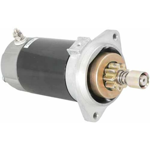 DB Electrical SHI0052 New Starter For Nissan Suzuki Marine Outboard 15, 18, 20, 25, 30, 40Hp, Mercury 2009-2011 4 Stroke, Tohatsu, Dt Series MOT5005N 3412 S108-120 112008 4-6432 S108-112 S108-94