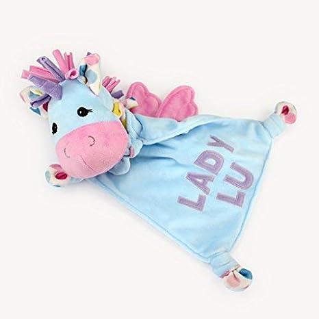 kullaloo Unicornio Manta de Seguridad Costura: Papel patrón ...