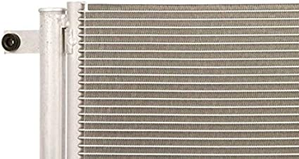 OE Replacement A//C Condenser KIA RIO5 2006-2011 Partslink KI3030117