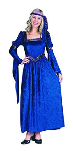 OvedcRay Renaissance Lady Princess Woman Costume Medieval Faire Juliet Dress Shakespeare