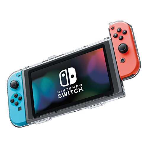 Hori [Nintendo Switch Correspondence] Full Protective PC Cover for Nintendo Switch