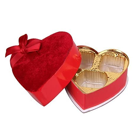 Rouling Wholesale 72pc Heart Shaped Jewel Wedding Favour Candy