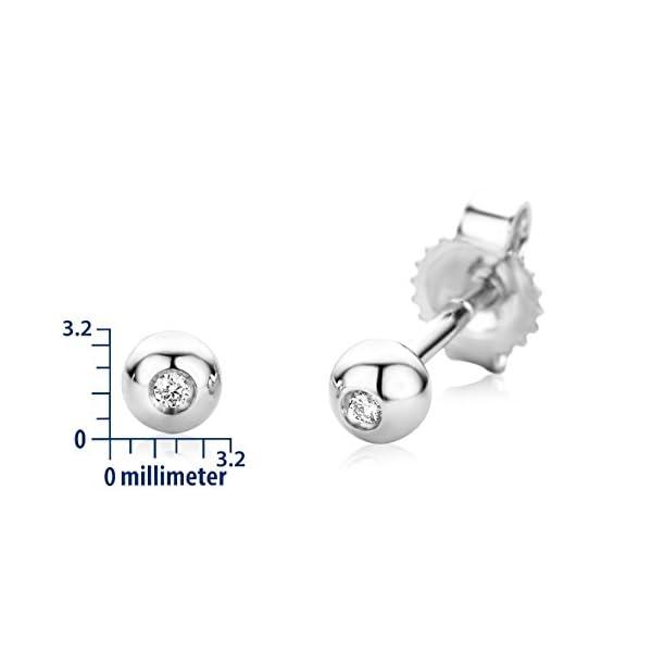 Miore M0407W – Pendientes de mujer de oro blanco (18k) con 2 diamantes Miore M0407W – Pendientes de mujer de oro blanco (18k) con 2 diamantes Miore M0407W – Pendientes de mujer de oro blanco (18k) con 2 diamantes
