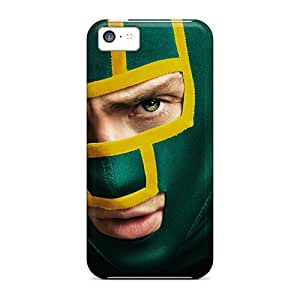 For Iphone Case, High Quality Kick Ass 2 2013 For Iphone 5c Cover Cases