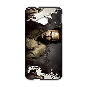 The Walking Dead Design Pesonalized Creative Phone Case For HTC M7