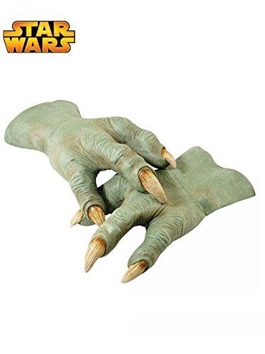 [Star Wars Yoda Latex Hands] (Yoda Costumes For Adults)