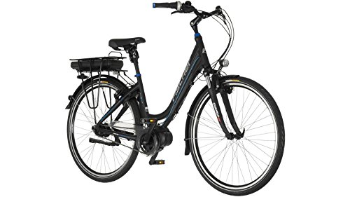 FISCHER FAHRRAEDER E-Bike City Damen Vitalrad ECU1605, 28 Zoll, 7 Gang, Mittelmotor, 557 Wh 71,12 cm (28 Zoll)
