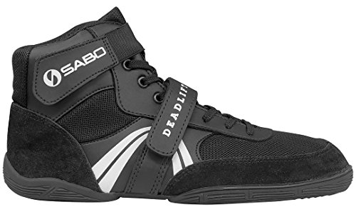 sabo Deadlift Shoes (44 RUS/11-11.5 US, Black)