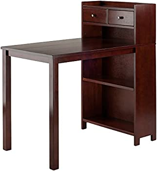 Winsome Wood Tyler Dining Table Storage Shelf