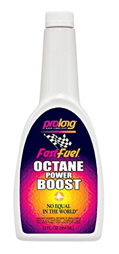 Prolong Super Lubricants PSL16030 Fast Fuel Octane Power Boost – 12 oz.