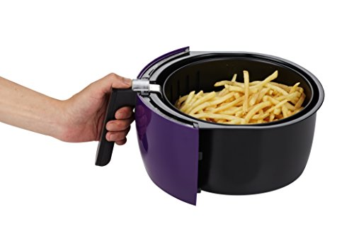 Gowise usa electric air fryer w touch screen technology for Gowise usa